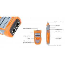 image of i-POOK PK65H Wire Tracker Finder Tester Tel LAN RJ11 RJ45 (S252)