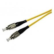 image of FC-FC Simplex 9/125 Fiber Optic Cable 15 Meter (S262)