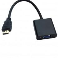 image of HDMI (M) TO VGA (F) CONVERTER (S268)