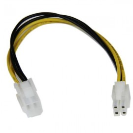 image of HIGH QUALITY 4 PIN (M) 12v TO 4 PIN (F) 12V EXTENSION CABLE (S281)