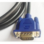 HDMI TO VGA WITH CHIPSET FULL HD 1080P 1.8 METER CABLE (S299)