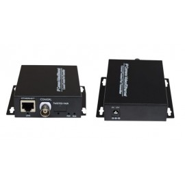 image of Ethernet LAN Extender IP over Coaxial RG6/RG-59/Cat5e/6 Lift 2km(S340)