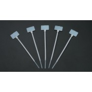 image of Cable Tie Marker 100Pcs Per Pack 25mm* 15mm (S344)