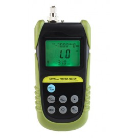 image of KPT-70 Fiber Optic Optical Power Meter -70~+6dBm with Connector (S317)