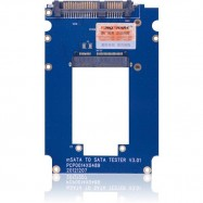 image of KingShare mSATA SSD to 2.5 inch SATA Converter Adapter (S372)