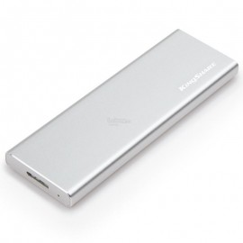 image of KingShare NGFF / M.2 42mm SSD to USB 3.0 Aluminium Casing (S374)