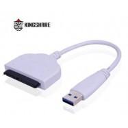 image of KingShare USB3.0 2.5' inch SATA Hard Disk HDD Adapter Converter (S391)