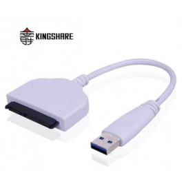 image of KingShare USB3.0 2.5' inch SATA Hard Disk HDD Adapter Converter (S391)