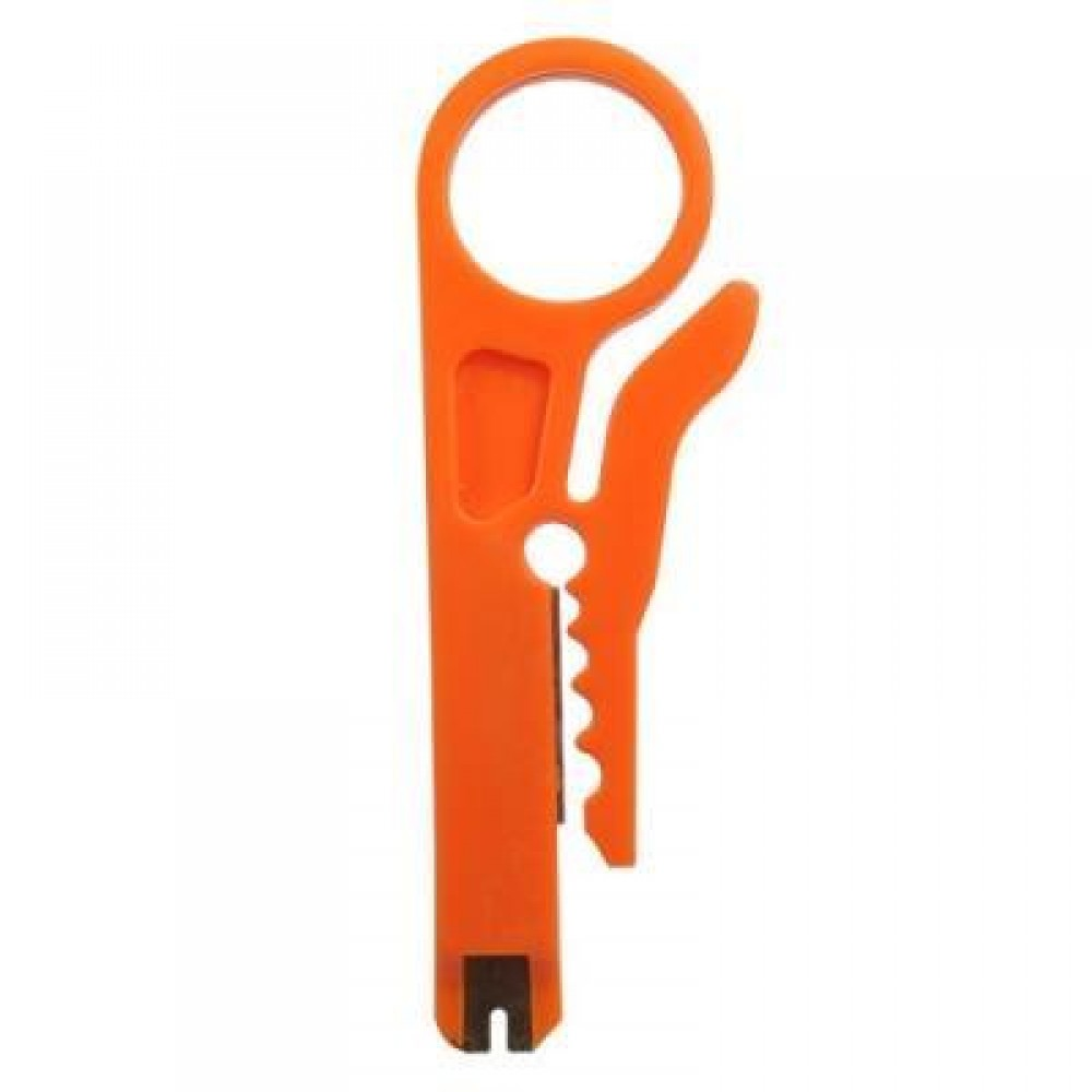 RJ45 Cat5 Punch Down Network UTP Cable Cutter Stripper (S448)
