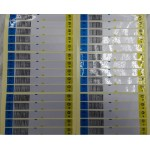Waterproof Label Sticker for Network Phone Cable 30pcs (S454)