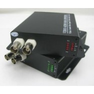 image of 2 Port 1080P AHD/ HDCVI/ TVI Fiber Media Converter (S481)
