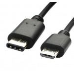 TYPE C TO MICRO USB 1M CABLE (S045)