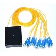 image of 1X16 Fiber Optic SC Single Mode PLC Splitter 1 To 16 (S505)
