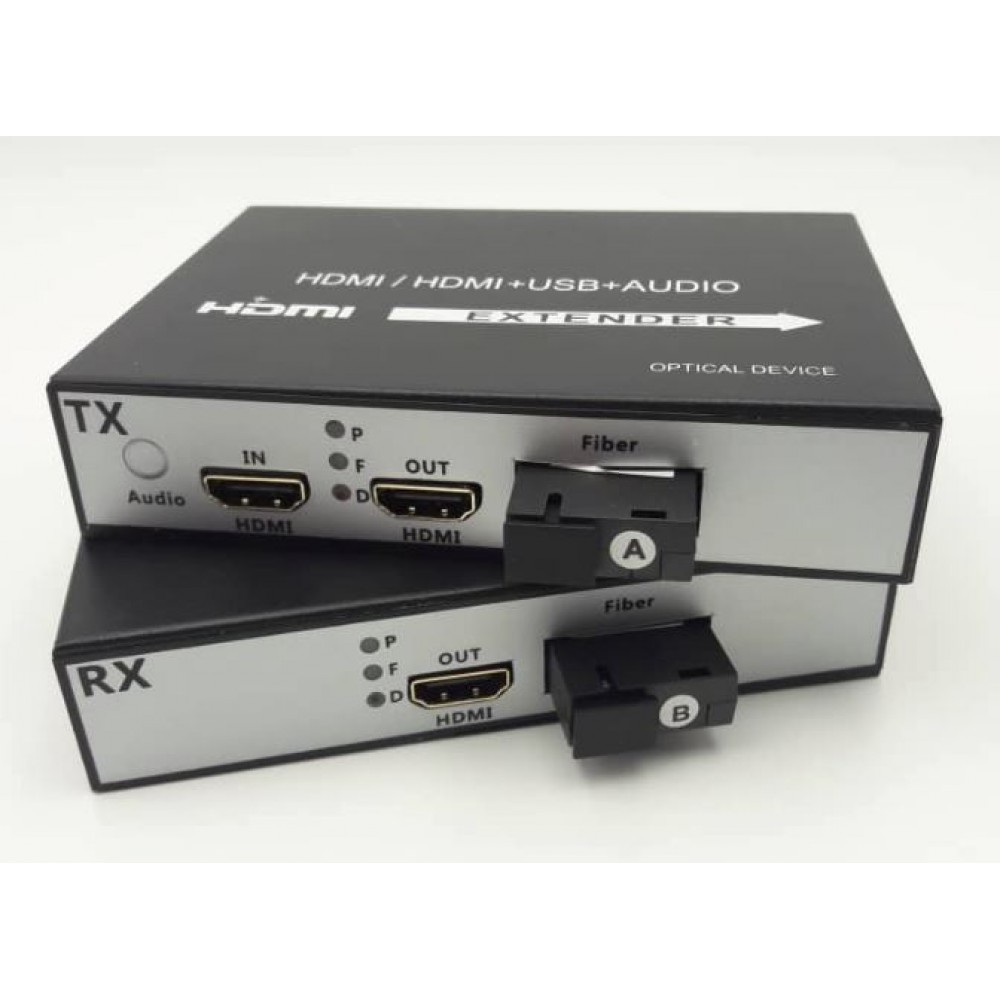 HDMI Extender Fiber Media Converter (S536)
