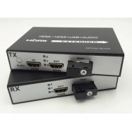 image of HDMI Extender Fiber Media Converter (S536)