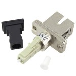 SC/UPC (F) TO LC/UPC (M) Multimode 62.5/ 125 Hybrid Adapter (S298)