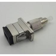image of FC/UPC (M) to SC/UPC (F) Singlemode 9/125 Hybrid Adapter (S535)