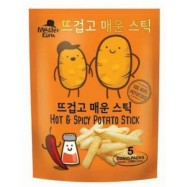 image of Master Kim Hot & Spicy Potato Stick 80g
