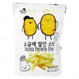 image of Master Kim Salted Potato Stick 80G