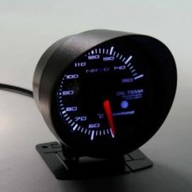 image of NRG Oil Temp Meter / Gauge 60mm