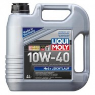 image of Liqui Moly Semi Leichtlauf Mos2 10w40 Engine Oil (4L)