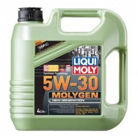 image of Liqui Moly Molygen New Generation 5w30 Engine Oil (4L)