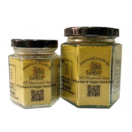image of Homemade Kampung Chicken Veggie Powder