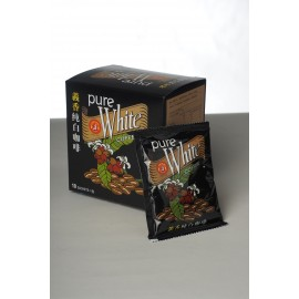 image of Pure White Coffee 40 g x 10 sachets