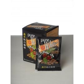 image of Pure White coffee (Less Sugar) 30 g x 6 sachets