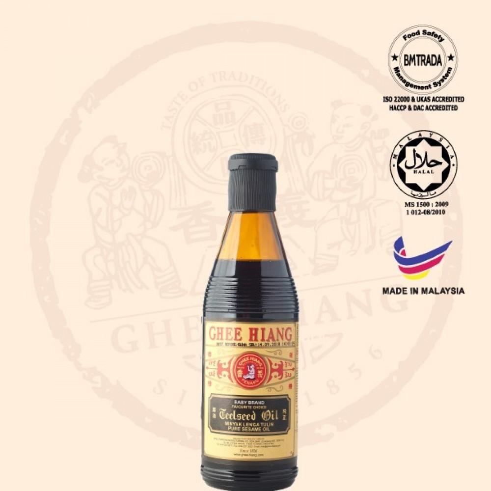 Pure Sesame Oil (Black Label) 300ml