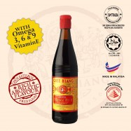image of Pure Sesame Oil (Red Label) 580ml