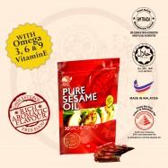image of Pure Sesame Oil 3ml x 30 sachets