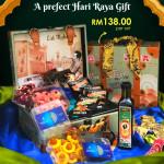GHEE HIANG Raya Retro Collection Premium Gift Set