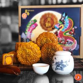 image of 義香流星赶月(二)-Assorted of 2pcs Mooncakes Set 2