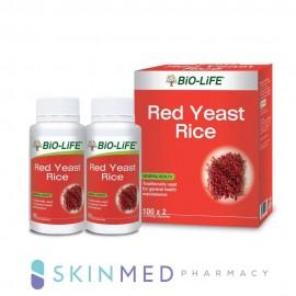 image of BIO-LIFE RED YEAST RICE 100S X 2