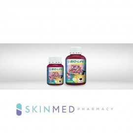 image of BIO-LIFE KID'S GUMMY OMEGA 3 WITH DHA+EPA 60S