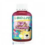 BIO-LIFE KID'S GUMMY OMEGA 3 WITH DHA+EPA 60S