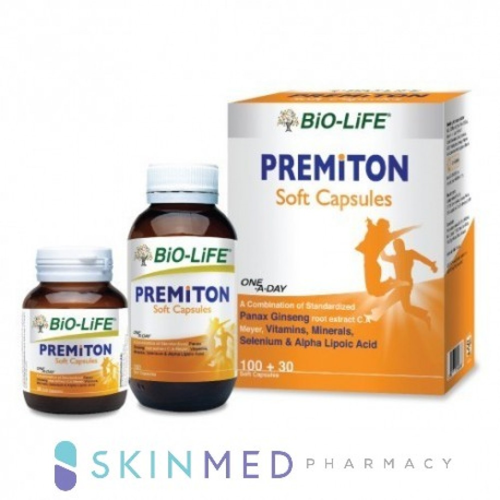 BIO-LIFE PREMITON 100S+30S