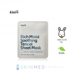 image of KLAIRS RICH MOIST TENCEL MASK 5S