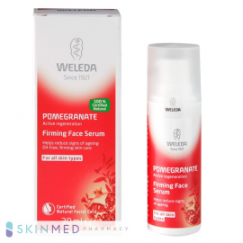 image of WELEDA POMEGRANATE FIRMING FACE SERUM 30ML