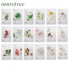 image of INNISFREE MY REAL SQUEEZE MASKS
