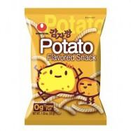 image of [Joy Snacks] Korea Nongshim Potato Snack 55g Potato Flavored - KN55