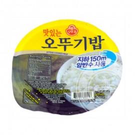 image of [Joy Snacks] Ottogi Tasty Cooked Rice 210g- KN188