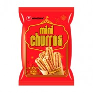 image of  [Joy Snacks] Korea Nongshim Mini Churros Snack 70g Original Flavor - KN48