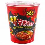 [Joy Snacks] 2x Spicy Samyang Hot Chicken Flavor Ramen 70g - KN310