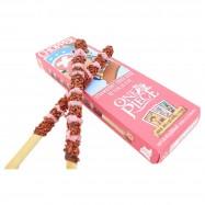 image of [Joy Snacks] Korea Sunyoung One Piece Chopper Strawberry Choco Stick 54g - KN422