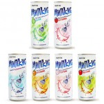 [Joy Snacks] Korea Lotte Chilsung MILKIS 250ml Assorted Flavors