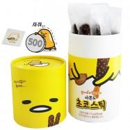 image of [Joy Snacks] Korea Sunyoung Gudetama Almond Choco Stick 112g