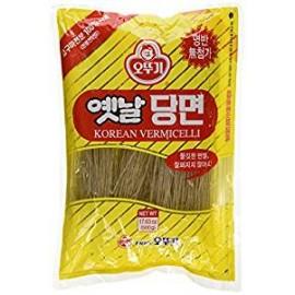 image of [Joy Snacks] Ottogi Korean Vermicelli (Dang Myun) Glass Noodles 500g
