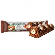 image of [Joy Snacks] Ukraine ABK Kresko Chocolate Bar 38g - KN413-Galante Hazelnut Bar